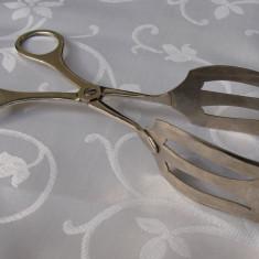 Cleste nichelat pentru servit peste (1) - Argint, Tacamuri