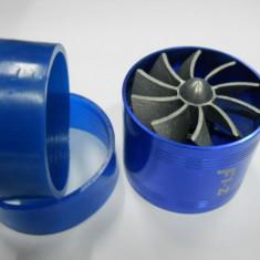 Turboventilator AER ADMISIE Compresorul de supraalimentare, pentru economie de combustibil - Ventilatoare auto