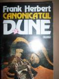 Canonicatul Dune - Frank Herbert, 1996, Frank Herbert