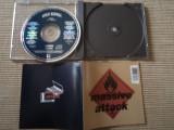 Massive attack blue lines cd disc muzica trip hop dub electronica ed vest 1991