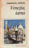 VENETIA, IARNA de EMMANUEL ROBLES, 1988