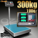 CANTAR-PLATFORMA 300KG, IDEAL PT.PIATA, MAGAZIN - Cantar comercial