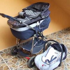Carucior copii - Carucior copii Landou Bebe Confort, Albastru