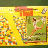 Romania 1992 Olimpiada Barcelona lp 1291 - Timbre Romania