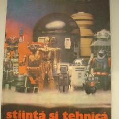 Almanah STIINTA SI TEHNICA - 1988