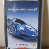 Ridge Racer 2 PSP SIGILAT  ( ALVio) + sute de alte jocuri PSP ( VAND SCHIMB )