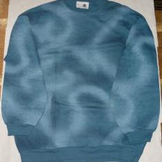 Vand bluza pentru barbati - Bluza barbati, Marime: XXL, Culoare: Verde, La baza gatului, Bumbac
