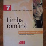 LIMBA ROMANA CLASA A VII A - Manual scolar, Clasa 7