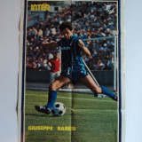 Mini poster Giuseppe Baresi - INTER