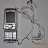 NOKIA 6111 slide alb - Telefon Nokia, Neblocat, 1.8'', Cu slide, 1 MP