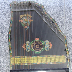 Zither Guitar