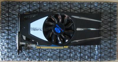 Sapphire Radeon HD 6870 Vapor-X foto