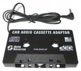 CASETA ADAPTOARE PENTRU CASETOFON MP3,DVD,TELEFON ,IPOD