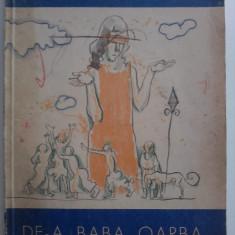 De-a baba oarba - Al. Vlahuta(ilustratii de Traian Bradeanu) / C15G - Carte educativa
