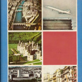 Franta - Teofil Balaj - colectia Pe harta lumii - Carte Geografie