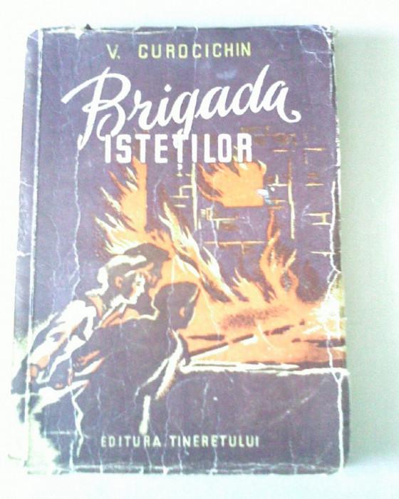 carte-brigada istetilor-v.curocichin foto mare