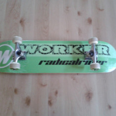 Skateboard worker nou 200 lei