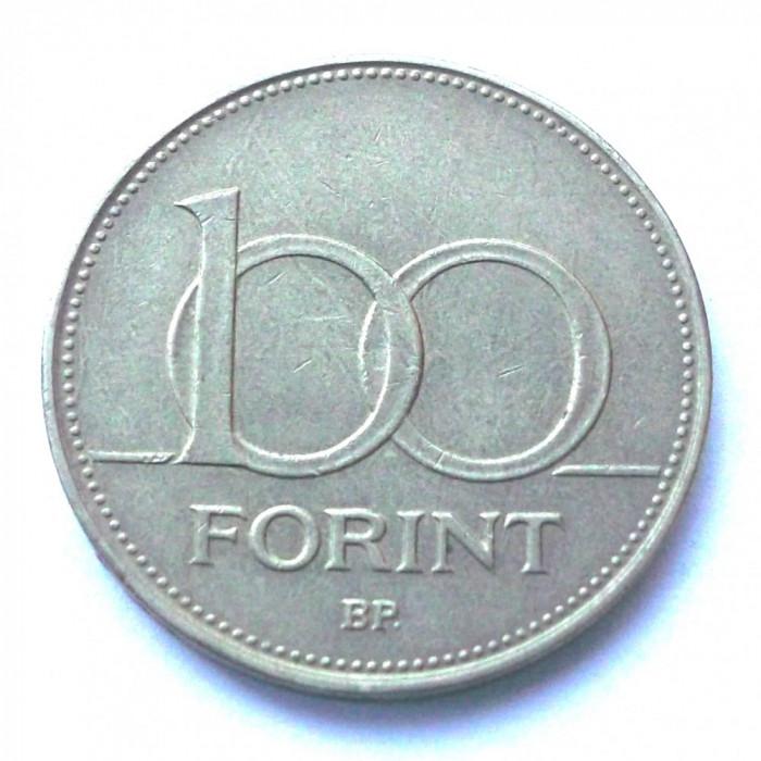 UNGARIA 100 FORINT FORINTI 1995 **