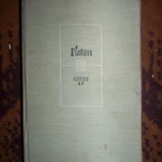 Platon - Opere volumul 4