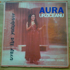 Disc vinil AURA URZICEANU - OVER THE RAINBOW ( 2x LP ) Jazz - Muzica Jazz