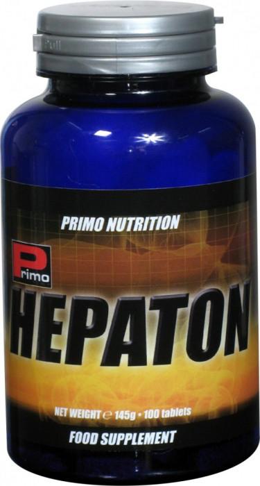 Steatoza hepatica tratament (ficat gras), SCAPA DE FICAT GRAS, Hepaton 100 tab