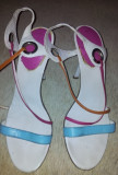 SH: Sandale pentru femei de la Enzo Angiolini 37, ca noi