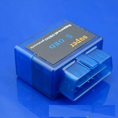 Super Mini ELM327 V1.5 Bluetooth OBD-II OBD2 /MICRO ELM327 BLUETOOTH Interfata Diagnoza Universala OBD 2 v 1.5 + Softuri .SA  TOT CUMPERI DE LA MINE! foto mare