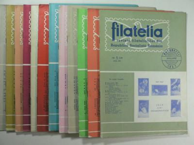 Imagini pentru revista filatelia