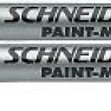 Paint marker Schneider M 270 ARGINTIU ( marker vopsea ), set 10 buc
