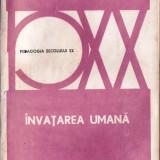 INVATAREA UMANA de EDWARD L. THORNDIKE
