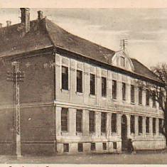 Ok-1232- Romania, Sf Gheorghe, c.p. circ. 1936: Scoala Spec. Ofiterilor Infant.