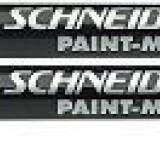 Paint marker Schneider M 270 GALBEN ( marker vopsea ), set 10 buc