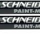 Paint marker Schneider M 270 ROSU ( marker vopsea ), set 10 buc