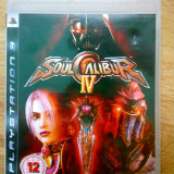 Vand joc ps3 Soul calibur 4   IV pentru Playstation 3