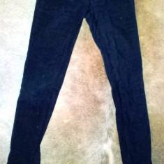 SH: Pantaloni dama bumbac negri de la Fashion Point, 34, usor folositi, Culoare: Negru, Lungi