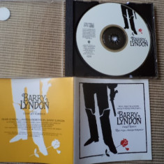 Barry Lyndon CD disc muzica clasica Baroque Celtic Romantic soundtrack movie