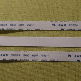 Cablu panglica banda power 12 pini 15cm pentru laptop HP DV2000 DV6000 DV9000