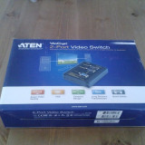 Switcher automatic 2:1 VGA Aten VS-201
