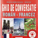 GHID DE CONVERSATIE ROMAN-FRANCEZ de MARIA DUMITRESCU-BRATES