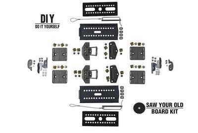 VOILE SPLIT KIT - DIY ( splitboard ) foto