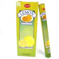 Betisoare parfumate LEMON
