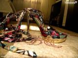 Sandale Florale