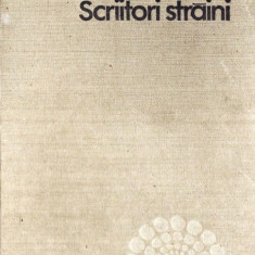 SCRIITORI STRAINI - MIC DICTIONAR - Enciclopedie