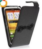 Toc HTC ONE X / XL + folie + stylus