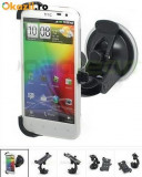 Suport + incarcator auto HTC Sensation XL + stylus