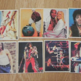 LOT 11 STICKERE MTV GREATEST HITS TOP BEVERLY HILS. abtibilduri