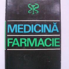 Dictionar cronologic de medicina si farmacie (1975)