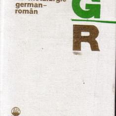 M.L.BREABAN/L. IONESCU-DICTIONAR DE METALURGIE GERMAN-ROMAN Altele