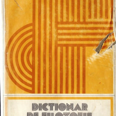 DICTIONAR DE FILOZOFIE - Enciclopedie