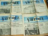 Ziare Viitorul PNL 1990 17 numere martie - mai